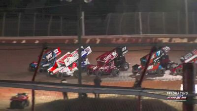 Highlights | All Star Sprints Saturday at Screven