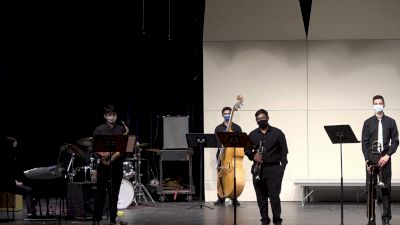 South Brunswick High School Jazz Combo - Billie's Bounce and The Eternal Triangle