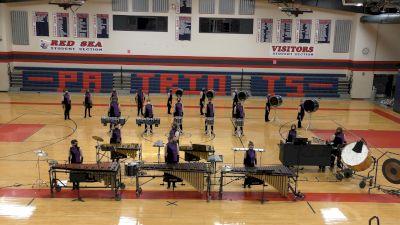 West Shore Percussion - Varsity Drumline 4:17