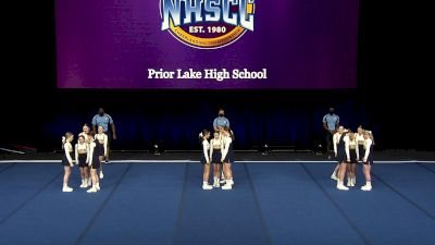 Prior Lake High School [2021 Small Junior Varsity Finals] 2021 UCA National High School Cheerleading Championship