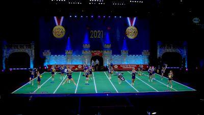 St Michael Albertville High School [2021 Large Game Day Div I Finals] 2021 UCA National High School Cheerleading Championship