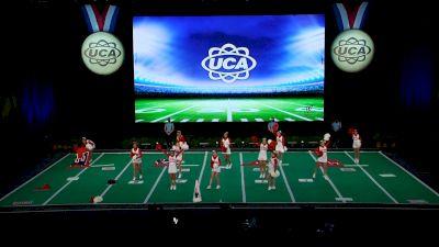 Pike Liberal Arts High School [2021 Small Junior High Game Day Semis] 2021 UCA National High School Cheerleading Championship