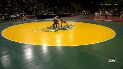 165 lbs - Luke Weber (North Dakota State) vs Dillon Ulrey (Oregon State)