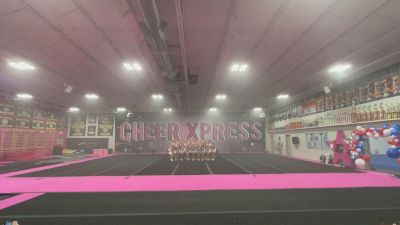 Cheer Xpress - Lady X [L6 Senior - Small] 2021 NCA All-Star Virtual National Championship