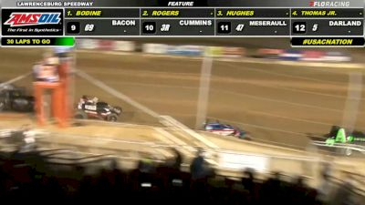 Highlights | USAC Sprints at Lawrenceburg Speedway