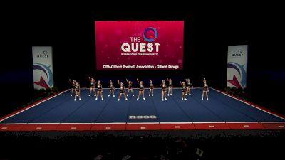 GFA-Gilbert Football Association - Gilbert Dawgs [2021 L3 Performance Rec - Non-Affiliated (14Y) Semis] 2021 The Quest