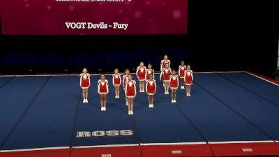 VOGT Devils - Fury [2021 L1 Performance Rec - Non-Affiliated (10Y) Finals] 2021 The Quest