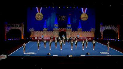 University of South Florida [2021 All Girl Division IA Semis] 2021 UCA & UDA College Cheerleading & Dance Team National Championship