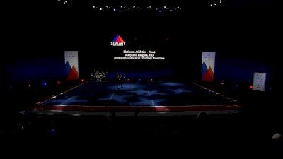 Platinum Athletics - Frost [2021 L2 Junior - Small Semis] 2021 The Summit