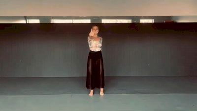 Temple University - Layla [College Solo - Contemporary/Lyrical] 2021 UDA Solo Showdown
