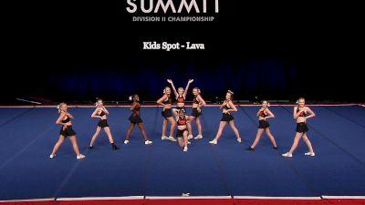 Kids Spot - Lava [2021 L4.2 Senior - Small Finals] 2021 The D2 Summit