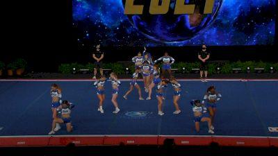 University Cheer Force - Firestorm [2021 L6 Senior XSmall All Girl Finals] 2021 The Cheerleading Worlds
