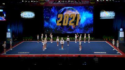 ICE - Weather Girls [2021 L6 Senior Open Finals] 2021 The Cheerleading Worlds