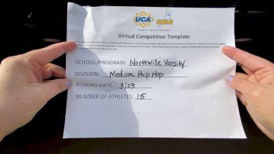 Northville High School [Varsity - Hip Hop] 2021 UCA & UDA March Virtual Challenge