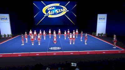 Indiana Elite - EMERALD [2021 L2 Senior Day 2] 2021 UCA International All Star Championship