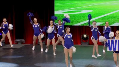 University of Kentucky [2020 Division IA Dance Game Day Finals] 2020 UCA & UDA College Nationals