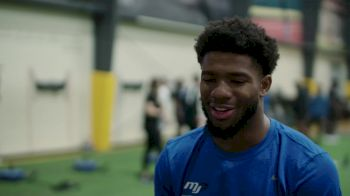 Kelly Bryant On The Process Prior To The NFL Draft
