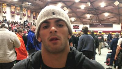 Frankie Tal-Shahar Finds Mental Focus At New Weight