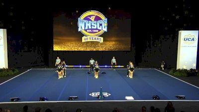 Ridgeview High School [2020 Small Varsity Coed Non Tumbling Finals] 2020 UCA National High School Cheerleading Championship