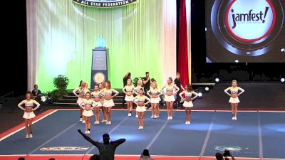 Cheer Central Suns - Lady Suns [2019 L5 Senior X-Small Finals] 2019 The Cheerleading Worlds