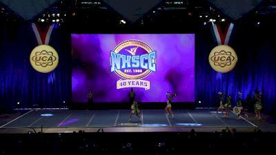 St Brendan High School [2020 Small Junior Varsity Finals] 2020 UCA National High School Cheerleading Championship