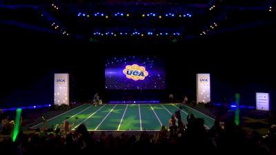 Poplar Grove Middle School [2020 Junior High Non Tumbling Game Day Finals] 2020 UCA National High School Cheerleading Championship