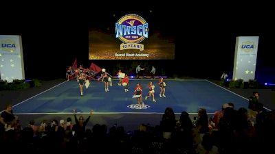 Sacred Heart Academy [2020 Medium Varsity Division II Prelims] 2020 UCA National High School Cheerleading Championship