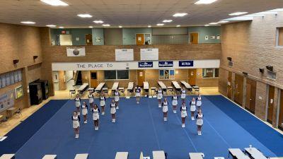 Scott High School [Medium Varsity Virtual Finals] 2021 UCA National High School Cheerleading Championship