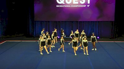 Oaklyn Cats Cheerleading - Queen Cats [2020 L4 Performance Rec - Non-Affiliated (11-18 Years)] 2020 The Quest