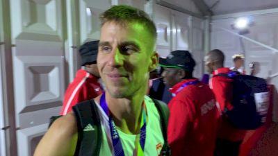 Marcin Lewandowski Finally Gets An Outdoor Global Medal In Sixth Final