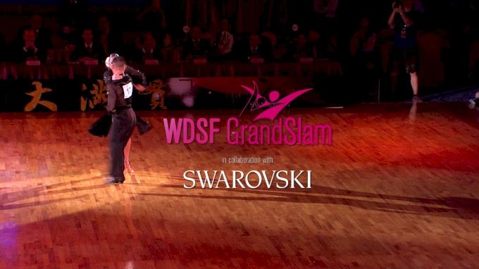 Teaser - WDSF GrandSlam Latin Taipei