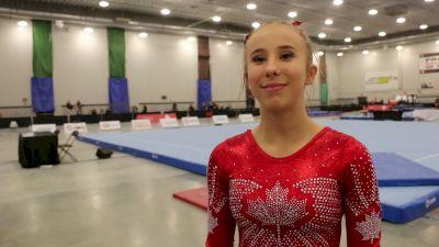 Interview: Haley de Jong - 2019 Canadian Championships