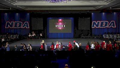 Studio X Fire [2020 Mini Hip Hop Day 1] 2020 NDA All-Star Nationals