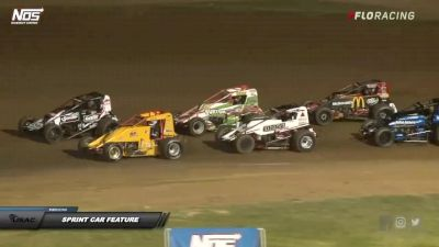 Sprint Car Highlights | IMW at Lincoln Park Speedway Night 1