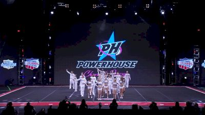 Power House All Stars Legendary [2020 L6 International Open Large Coed Day 2] 2020 NCA All-Star Nationals