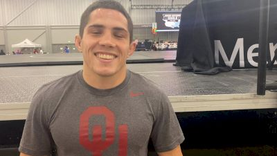 Nathan Tomasello Is At The Right Place At The Right Time