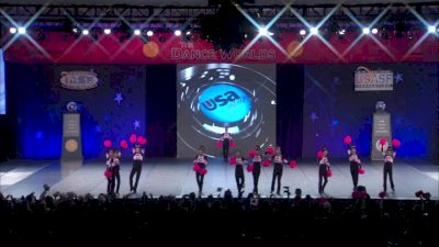 Cheers Factory - Evolution (Japan) [2019 Small Senior Pom Finals] 2019 The Dance Worlds