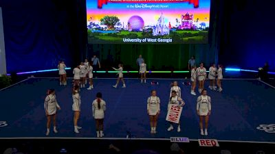 University of West Georgia [2019 All Girl Division I Semis] UCA & UDA College Cheerleading and Dance Team National Championship