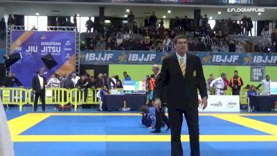 U. Quinn vs S. Giselle 2019 IBJJF European Championship