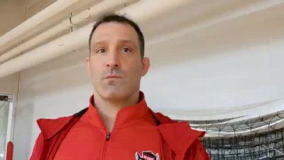 Pat Popolizio breaks down the Wolfpack roster battles