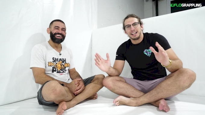 The ADCC Interview with Vagner Rocha