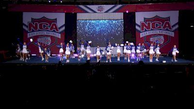 Washburn Rural High School - Junior Blues [2020 Game Day Large Varsity Finals] 2020 NCA High School Nationals
