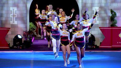 ACE Cheer Company - PC - Savages [2020 L5 Senior - Small] 2020 UCA International All Star Championship