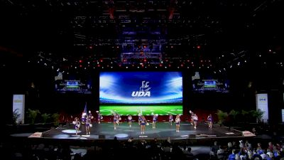 University of Kansas [2020 Division IA Dance Game Day Semis] 2020 UCA & UDA College Nationals