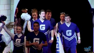 Graves County High School [2019 Large Varsity Coed Finals] 2019 UCA National High School Cheerleading Championship