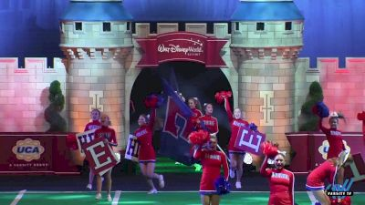 Vestavia Hills High School [2019 Game Day - Super Varsity Finals] 2019 UCA National High School Cheerleading Championship