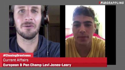 Chasing Greatness: From Oz To The Ashram, Levi Jones-Leary's Story Is One Of A Kind