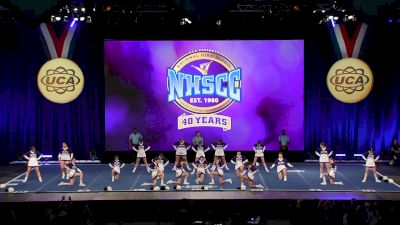 Baldwin High School (PA) [2020 Large Varsity Division II Semis] 2020 UCA National High School Cheerleading Championship