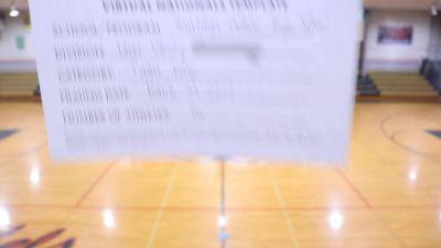 Teurlings Catholic High School [Virtual Large Varsity - Game Day Semi Finals] 2021 UDA National Dance Team Championship