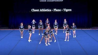Cheer Athletics - Plano - Tigers [2021 L4 U17 Finals] 2021 The Summit